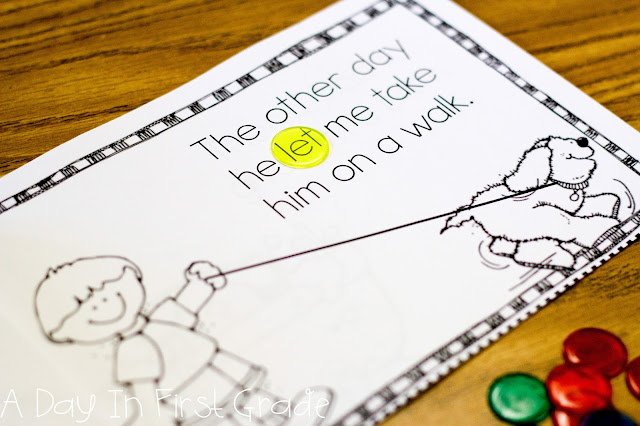 A Day in First Grade | Guided Reading Made Easy