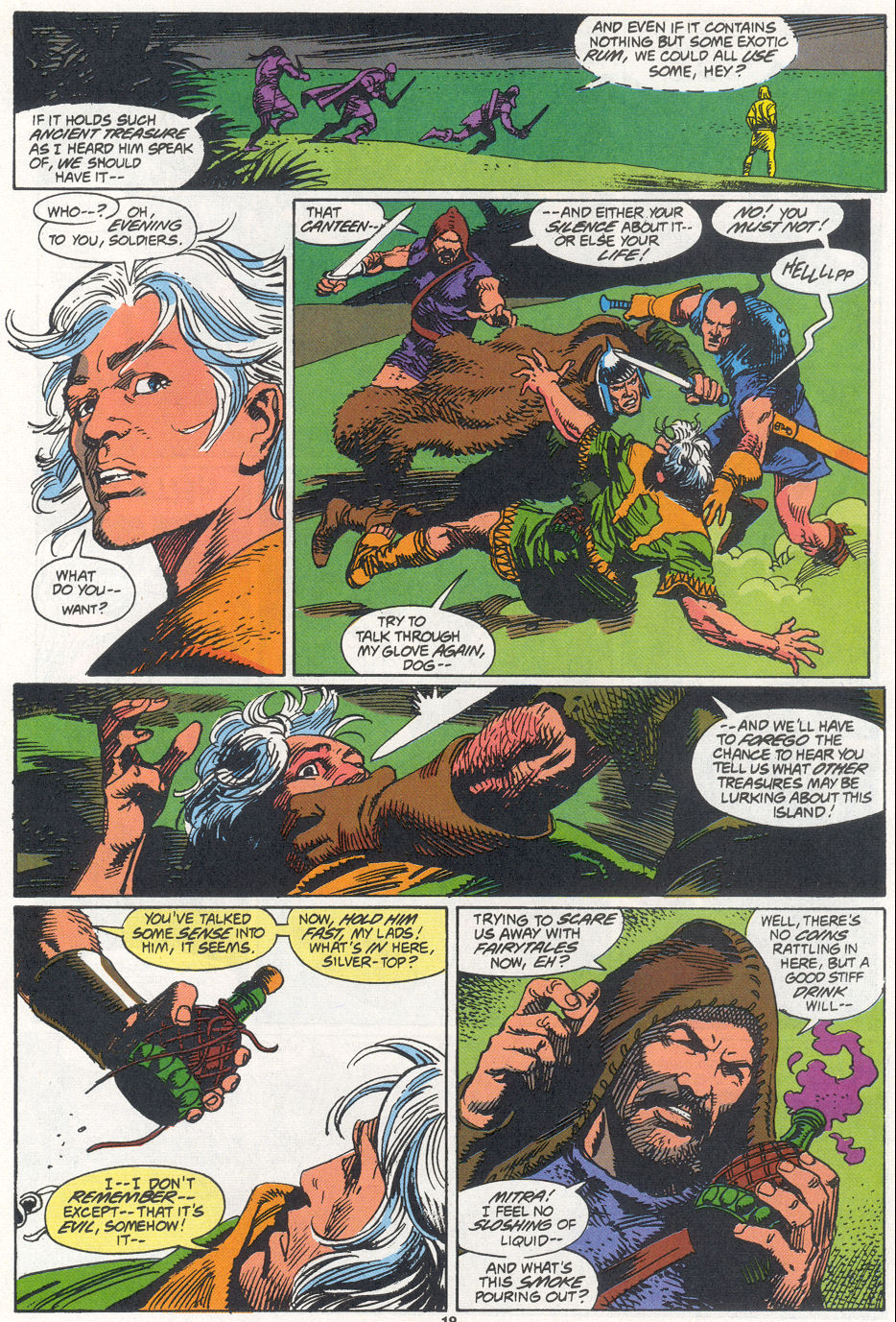 Conan the Barbarian (1970) Issue #270 #282 - English 15