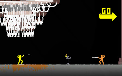 10 Best Couch Co-Op Games Nidhogg