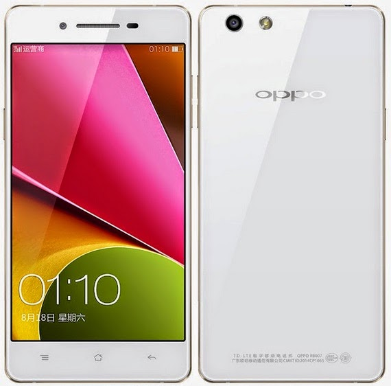 Oppo R1S Price in India Specifications