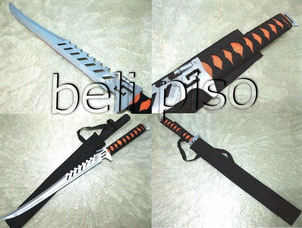 Jual Pedang Samurai Sekizo GDR
