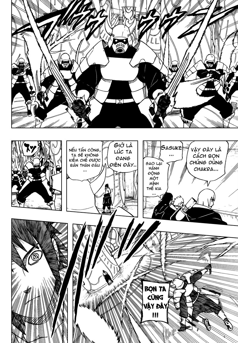 Naruto chap 460 Trang 14 - Mangak.info
