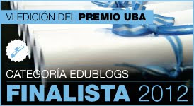 Blog finalista del VI premio UBA