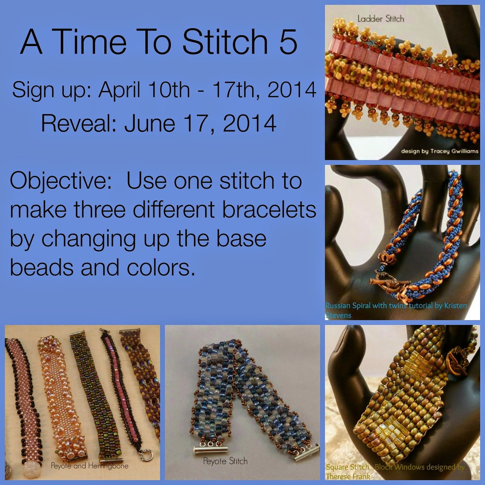 A Time To Stitch 5