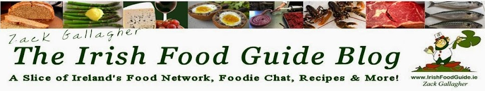 Irish Food Guide Website - Irish Food Blog - Irish Food Tourism