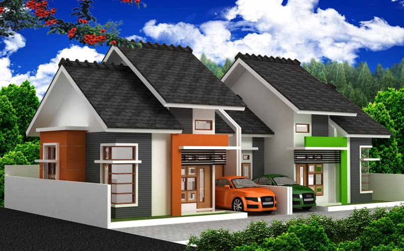 gambar rumah minimalis terbaru 2015