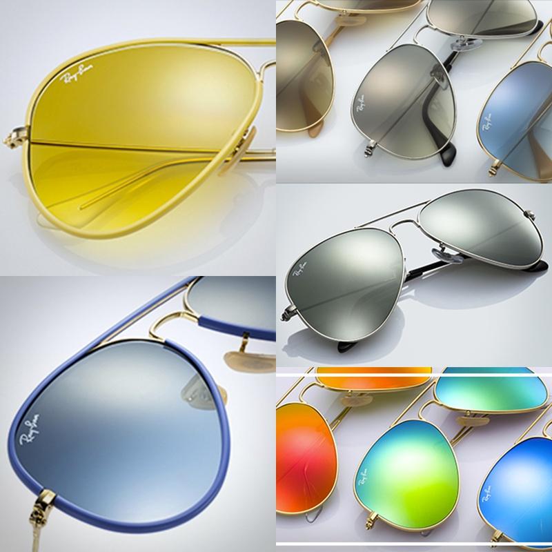 modelos de gafas aviador ray ban