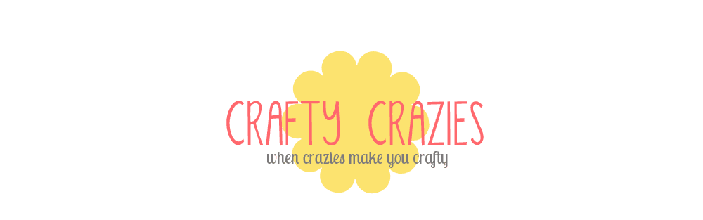 the world from a crafty crazy lady's point of view