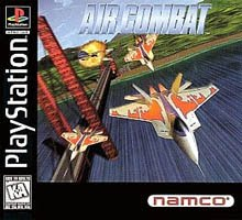 Air Combat - PS1 - ISO Download