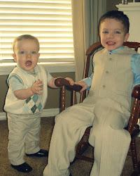 Elijah and Gabriel