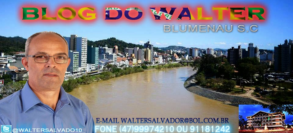 BLOG WALTER SALVADOR