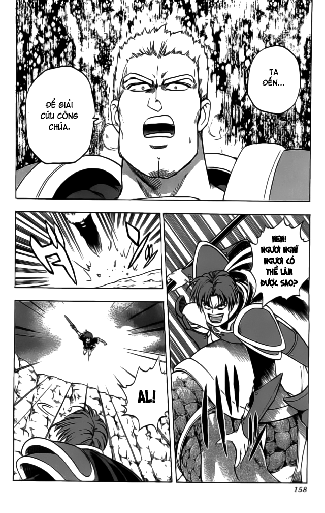 Fire Emblem-Hasha no Tsurugi chap 8 - Trang 15
