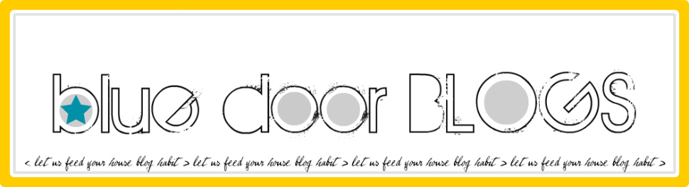 blue door BLOGS