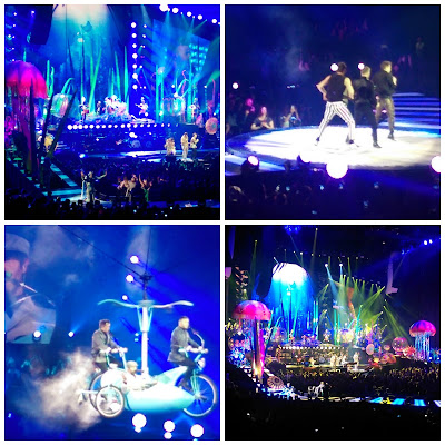 Take That Tour Glasgow 2015