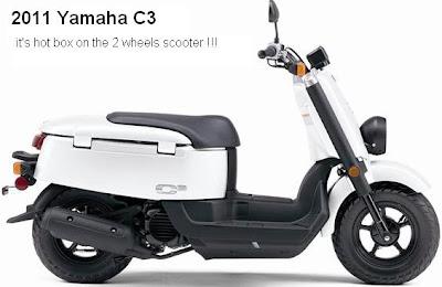 2011 Yamaha C3