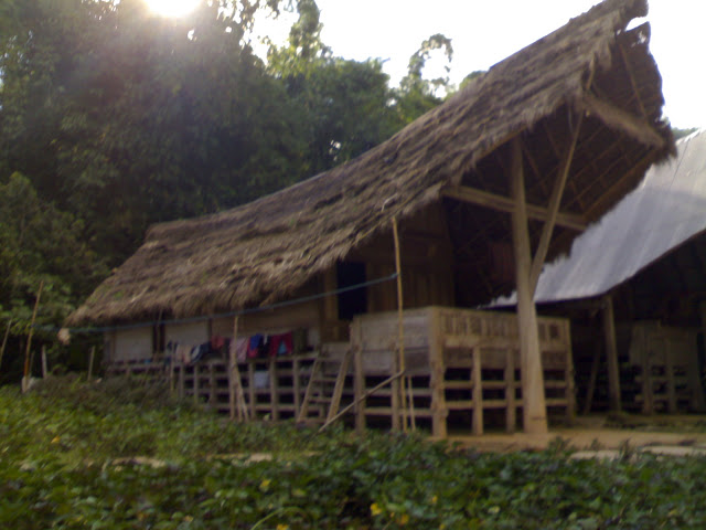 Rumah Adat/Tradisional Mamasa