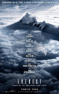 Everest Movie Poster 3
