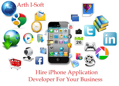 iphone applications development