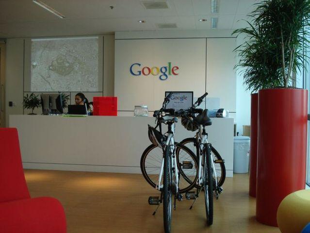 Googleplex , Amsterdam, Netherland
