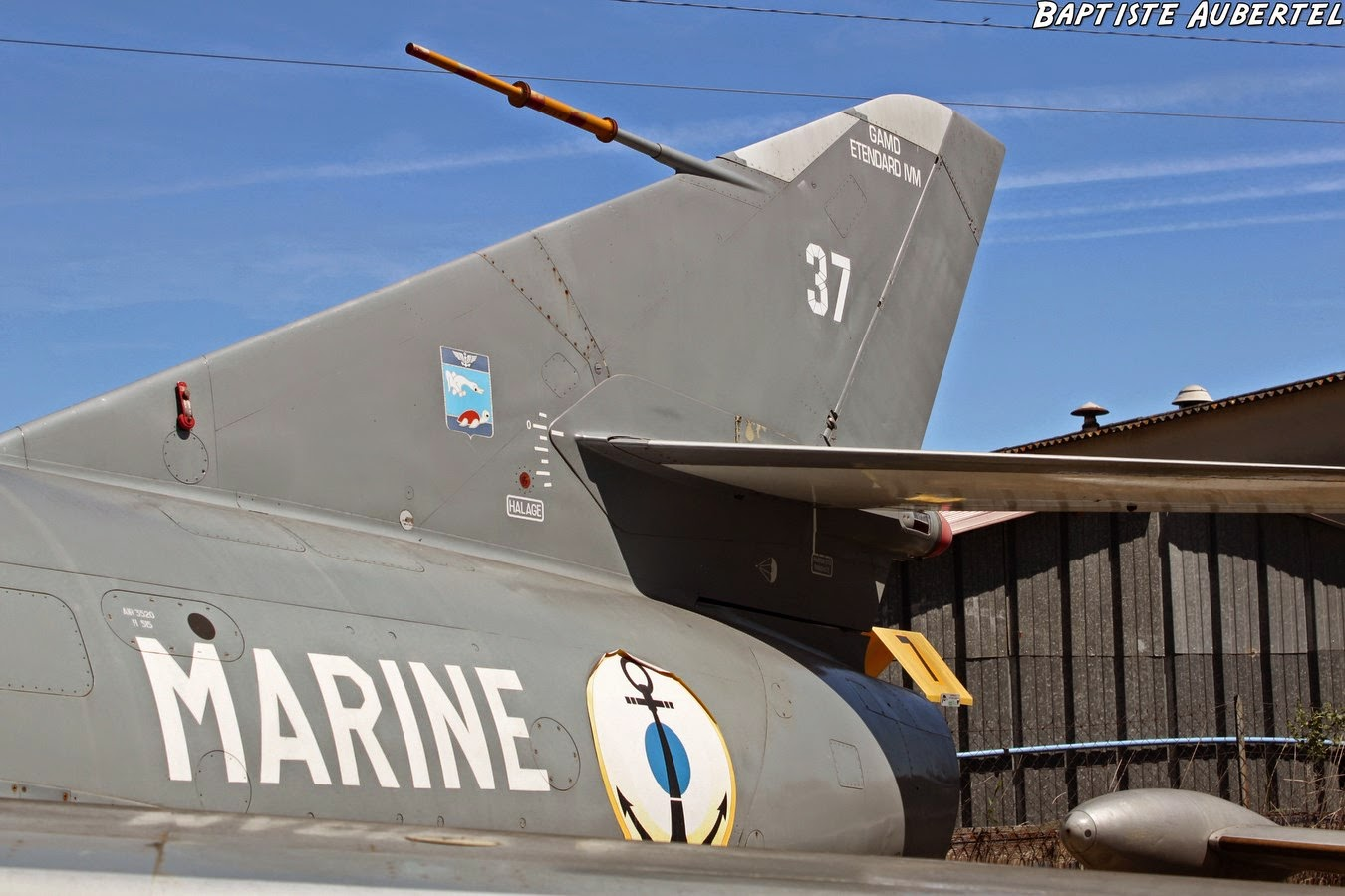 Dassault Etendard IV M N°37