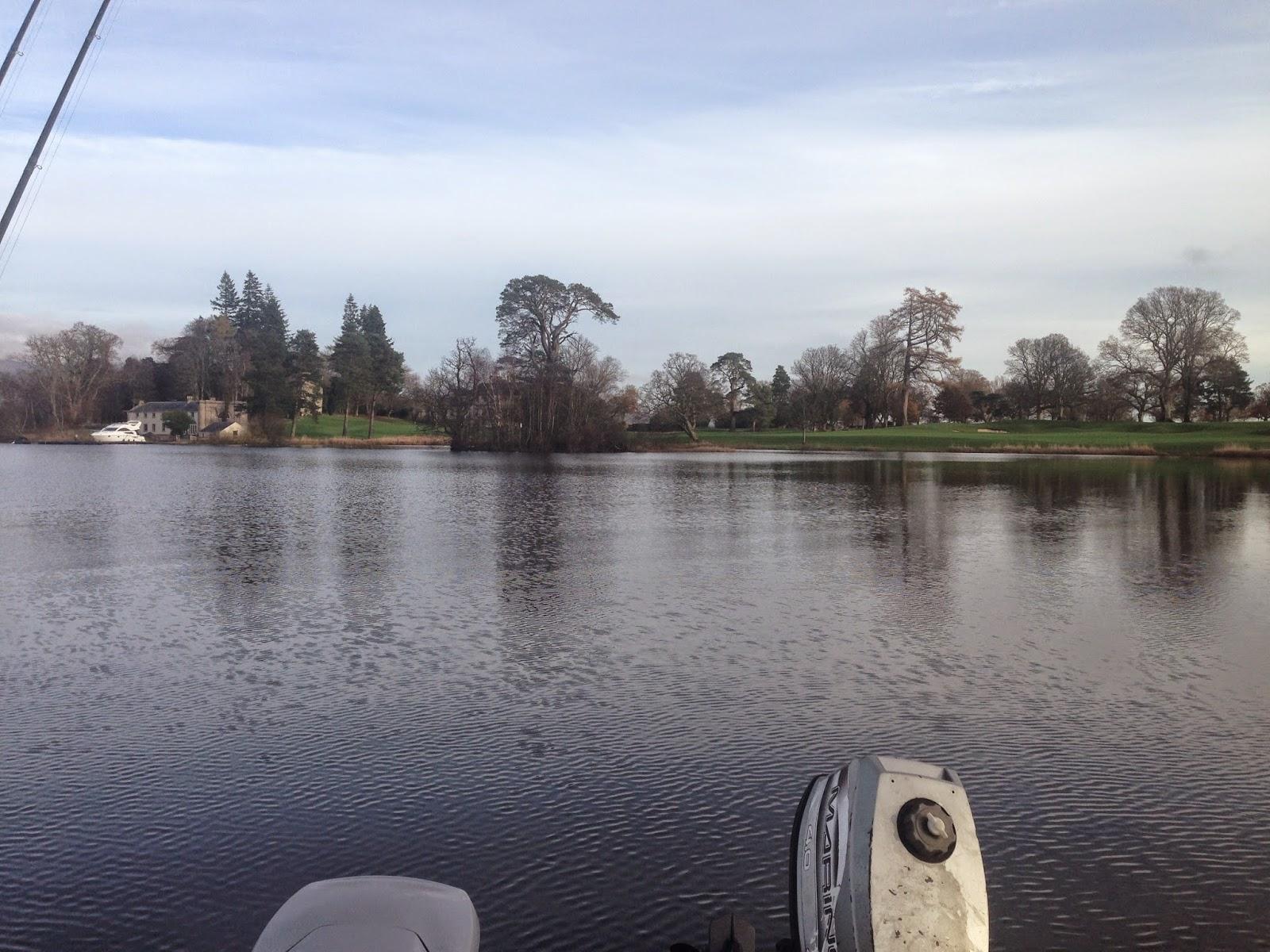 Scottish fishing guide november 2014 for Loch lomond fishing