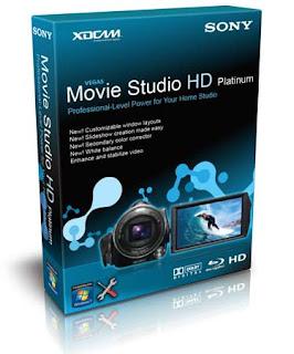 Vegas Movie Studio HD Platinum 10 full free download