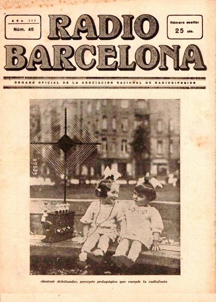 90 anys de ràdio Barcelona
