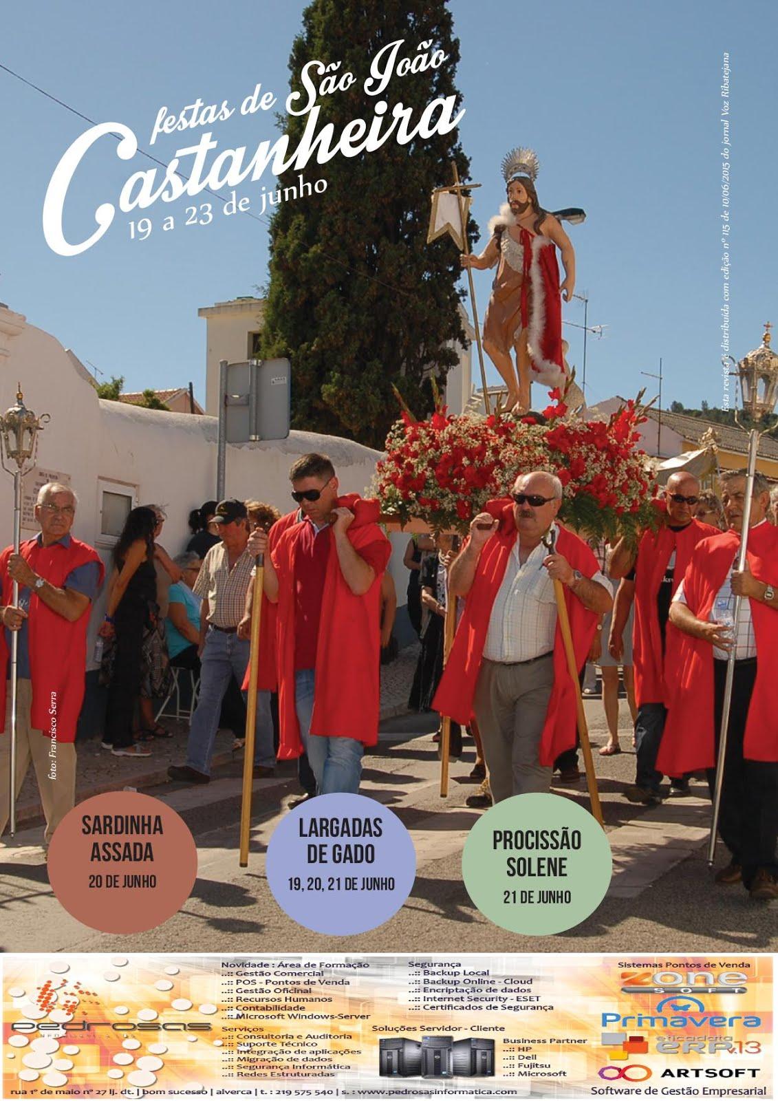 Festas de São João da Castanheira do Ribatejo e de Alhandra