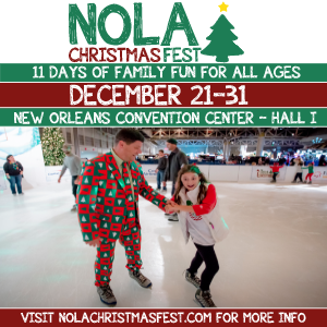 Ice Skating and more in NOLA