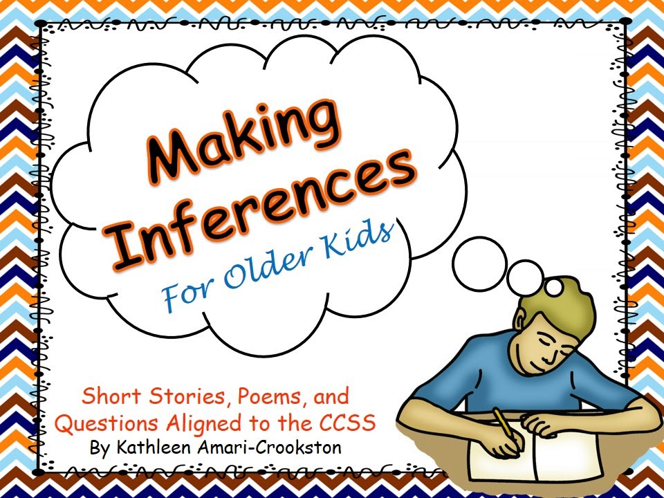 Middle Grades Maven Making Inferences