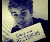 i love my BELIEBERS