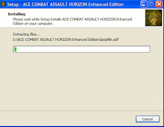 เกมส์ Ace Combat Assault Horizon