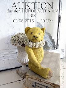 Auktion Teddy LUDWIG: aktuelles Gebot via Mail 200€