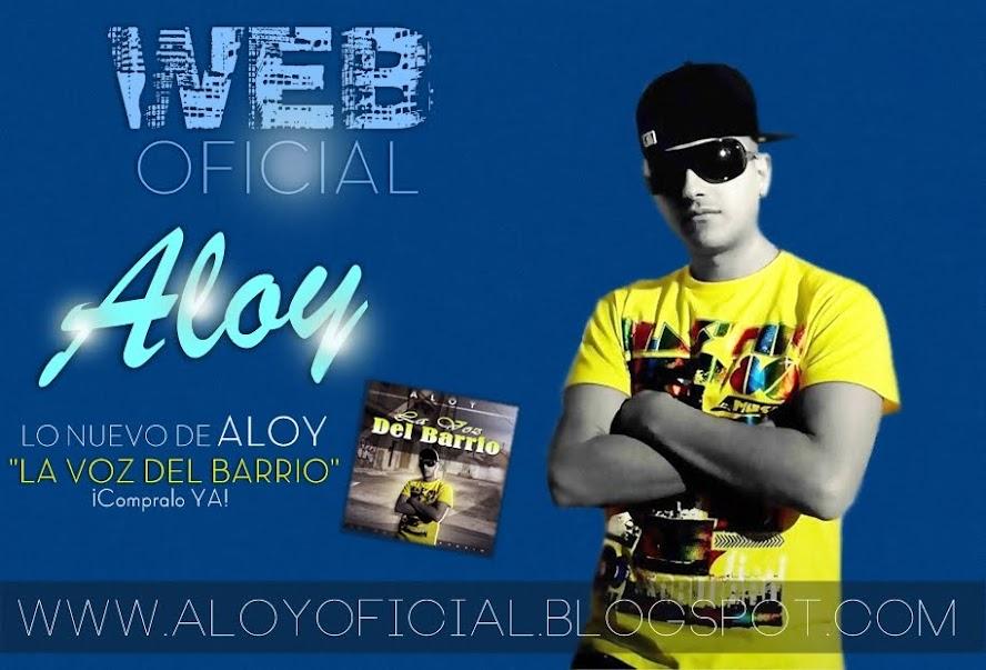 Aloy Web Oficial