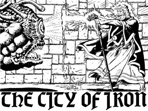 The City of Iron