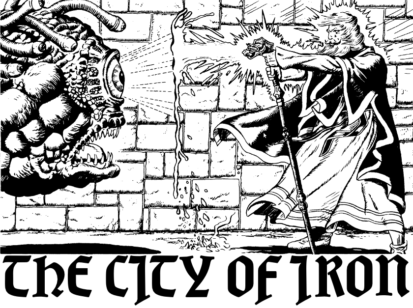 The City of Iron