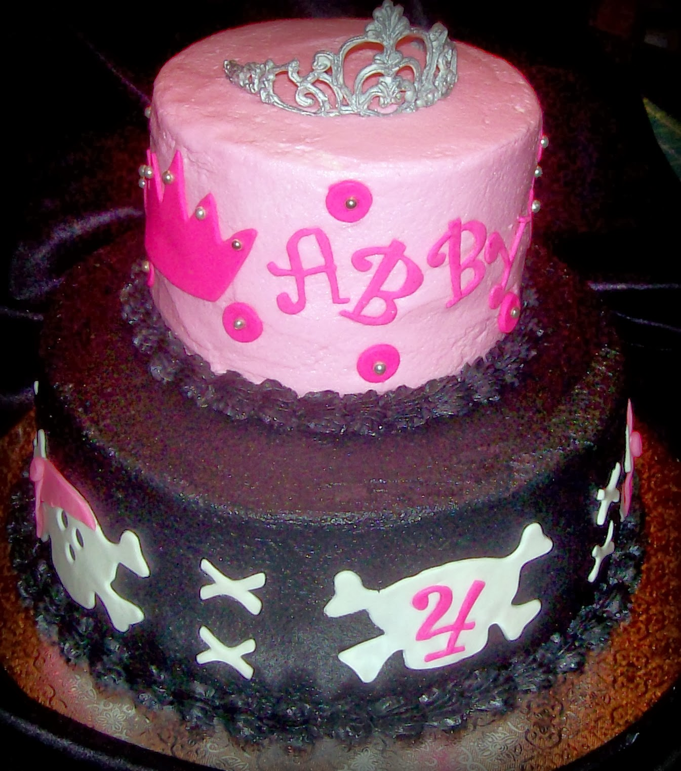 Nail Cake October 2013: K's Cakes: October 2013
