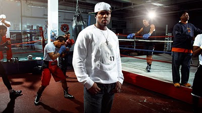 Already involved in boxing, 50 Cent is now venturing into NASCAR.