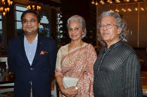 Waheeda Rehman Launch 'Conversations With' Book Event Gallery