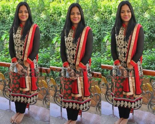 All Over Work Salwar