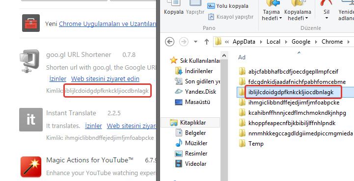 Google Chrome'dan Uzantı Nasıl Kaldırılır?