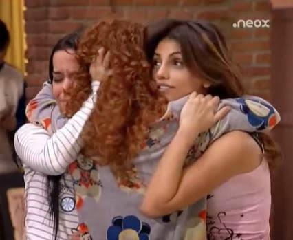 Último capítulo de 'UPA', finales de series, Mónica Cruz, Beatriz Luengo y Silvia Marty