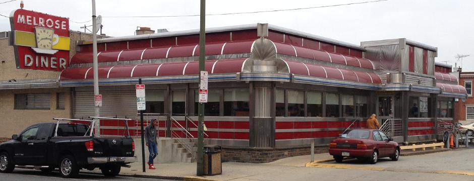 Foodie! @immafoodie: Melrose Diner - Philadelphia Pa.