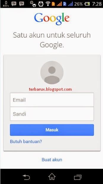 cara membuat email mudah