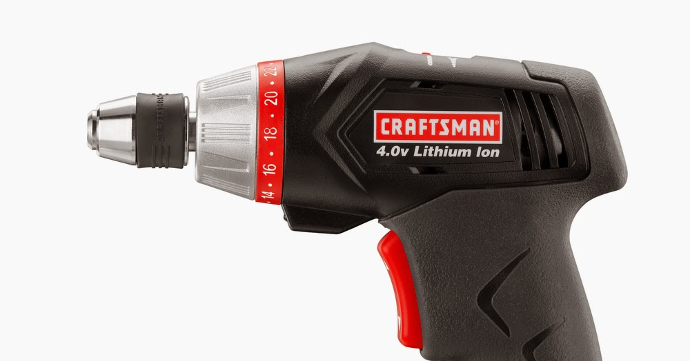 George Stone: Craftsman vs. Black & Decker Cordless Li-Ion Screw