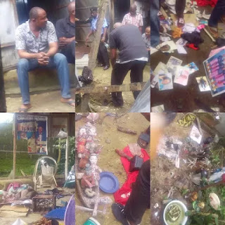 Fresh Heart Of Missing 1-yr-old Girl Found Inside Calabar Church; Pastor, 6 Others Arrested