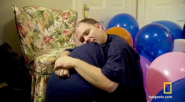 Jatuh Cinta Dengan Balon
