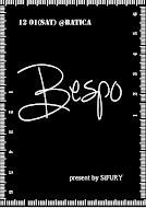 12/1 (sat) Bespo preesents by SiFURY