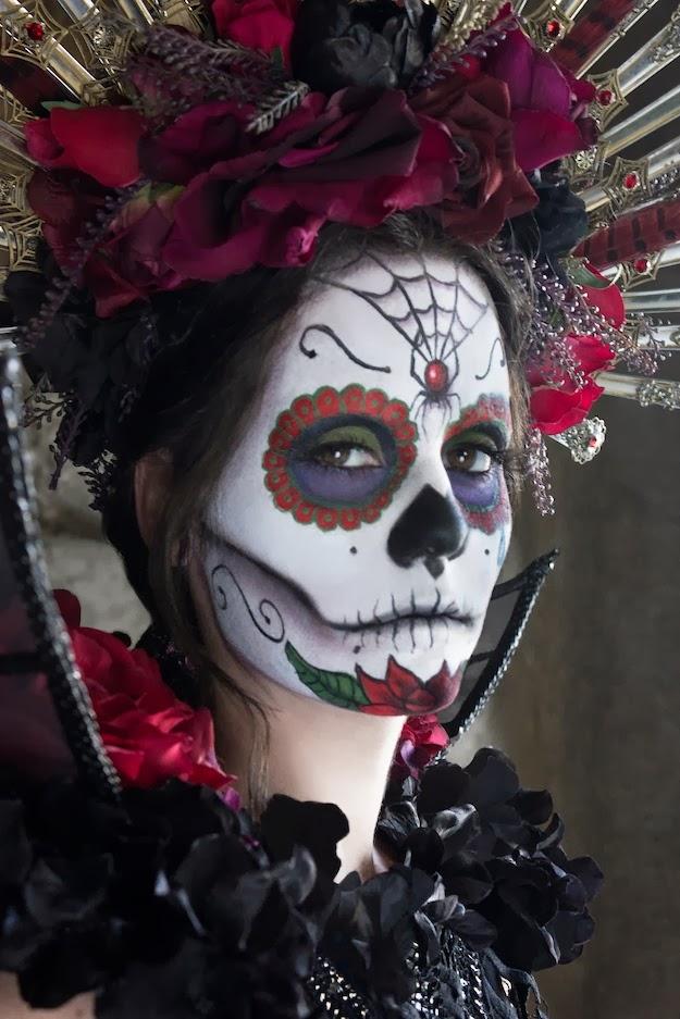 Belle Morte Beauty: MAC Halloween Looks &amp Rick Baker - Makeup Set Halloween