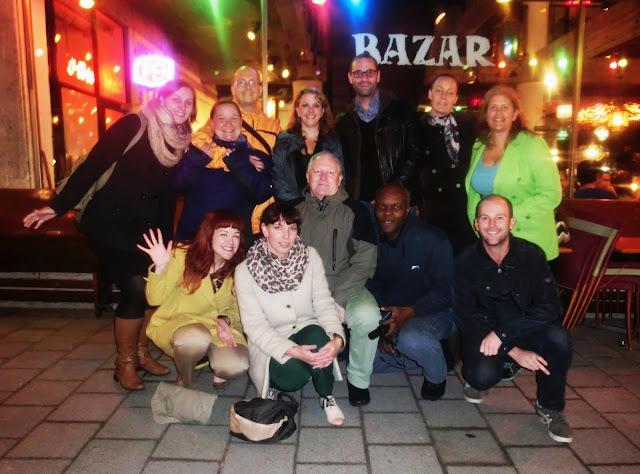 Travel Bloggers and Rotterdam Marketing